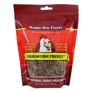 Load image into Gallery viewer, Mealworm Frenzy 3.53Oz.