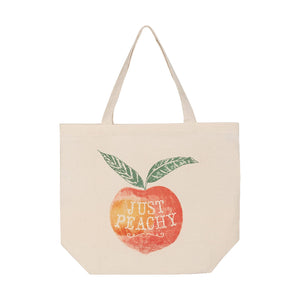 Tote Bag - Just Peachy