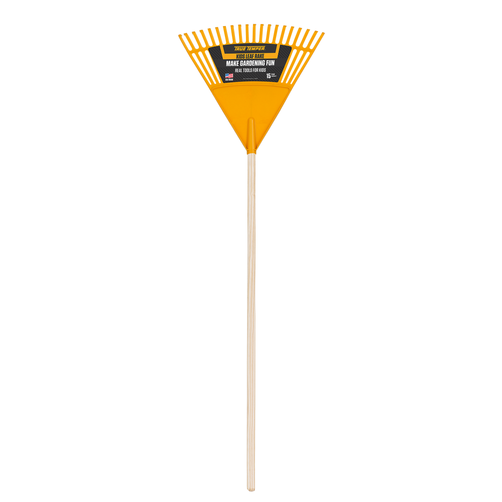 Load image into Gallery viewer, True Temper Kids Leaf Rake
