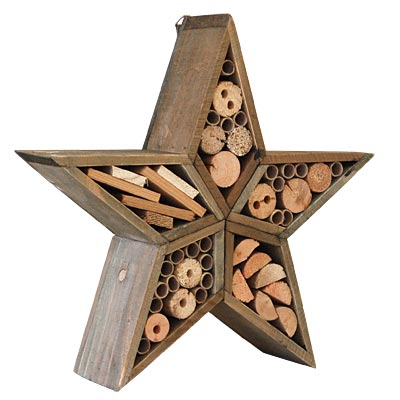 Woodlink Rustic Star Insect House