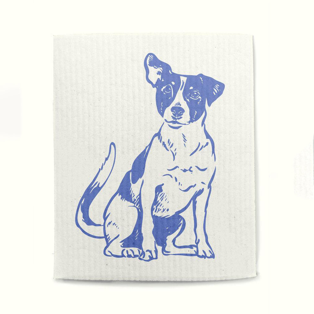 Load image into Gallery viewer, Swedish Dish Cloth Dog