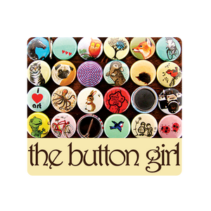 Button Magnets - 1""