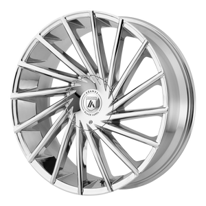 brand asanti black and model matar wheel in a finish of chrome with a model number of ab18