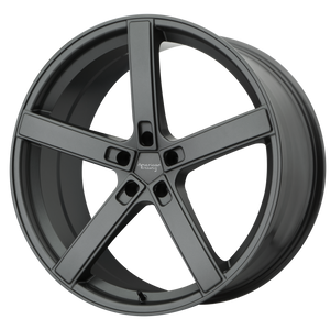 brand american racing and model blockhead wheel in a finish of charcoal with a model number of ar920