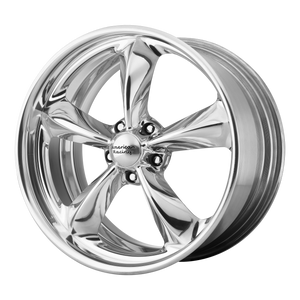 brand american racing and model vn425 wheel in a finish of polished with a model number of vn425
