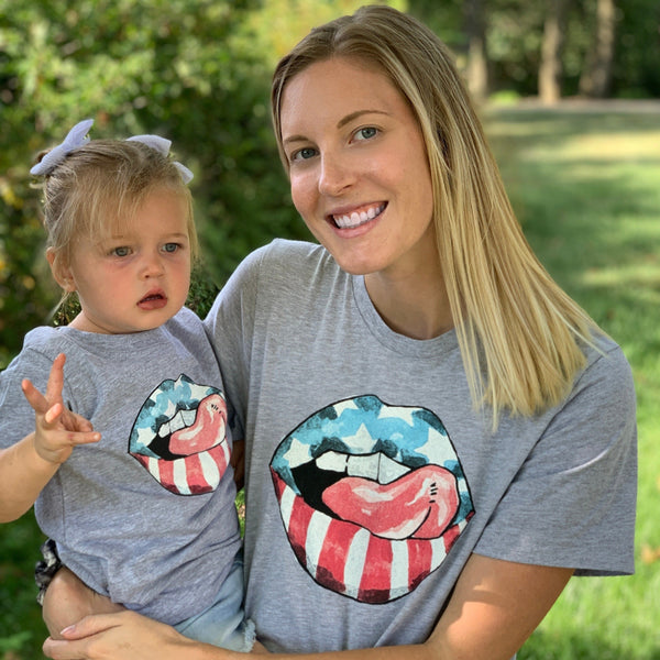 Lips of Liberty Shirt
