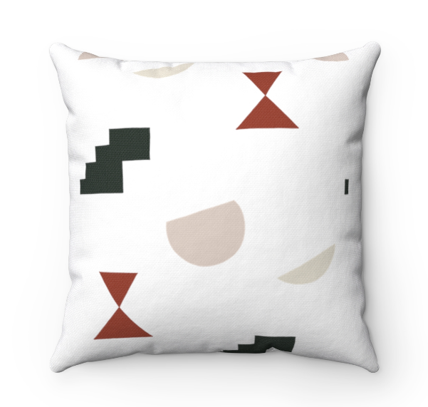 Geometric Pattern Home Pillow