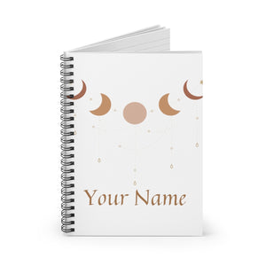 Customized Printed Notebook With Your Name