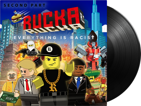 Everything is Racist - Vinyl - Second Part