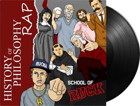 History of Philosophy Rap - Vinyl - Single