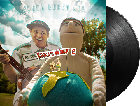 Rucka's World - 2 - Vinyl
