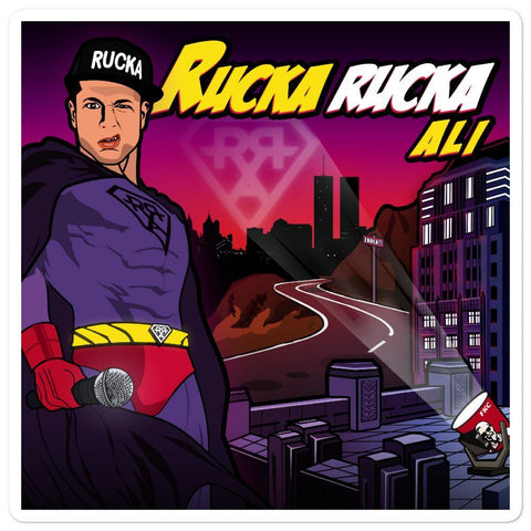 Super Rucka - Sticker