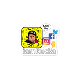 Add Me - Sticker