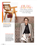 Margriet November 2020 Object Embassy houten stoel