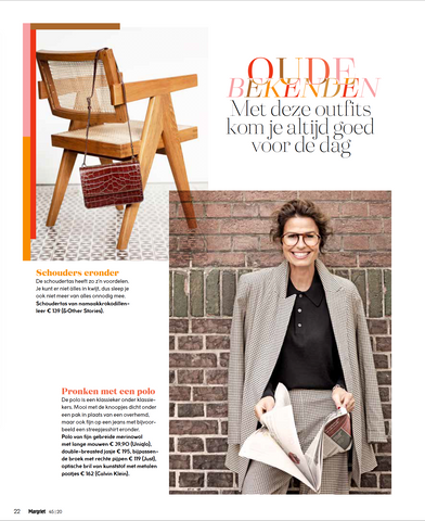 Margriet November 2020 Object Embassy Pierre Jeanneret design stoel