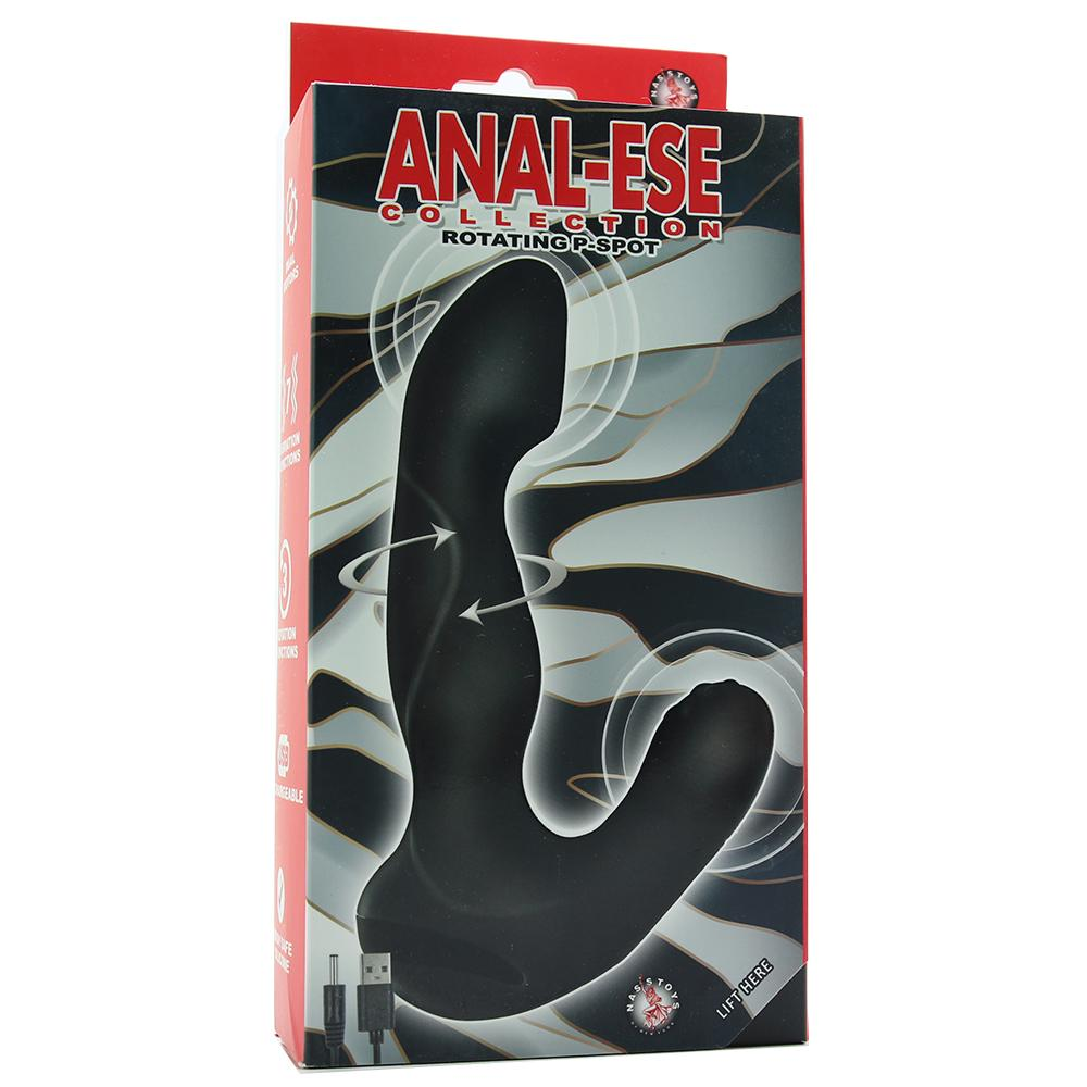 Anal-Ese Rotating Prostate Massager