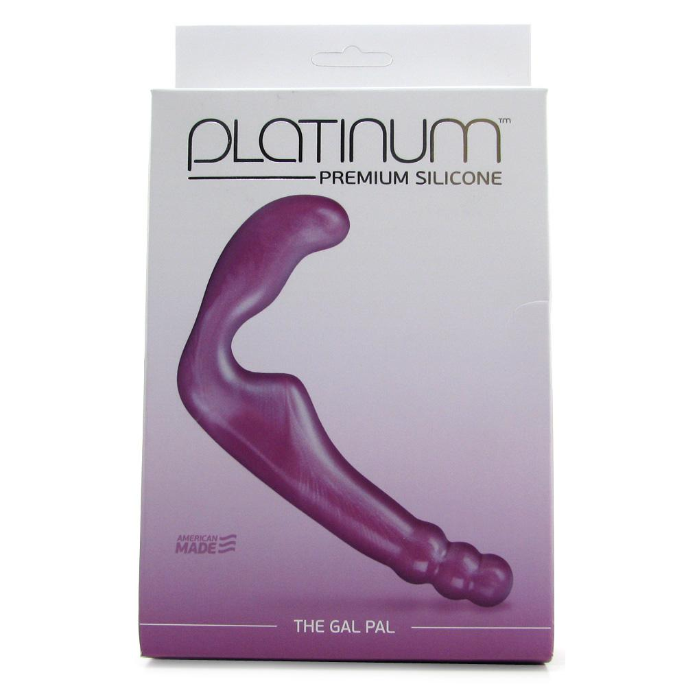 Platinum Silicone The Gal Pal in Purple