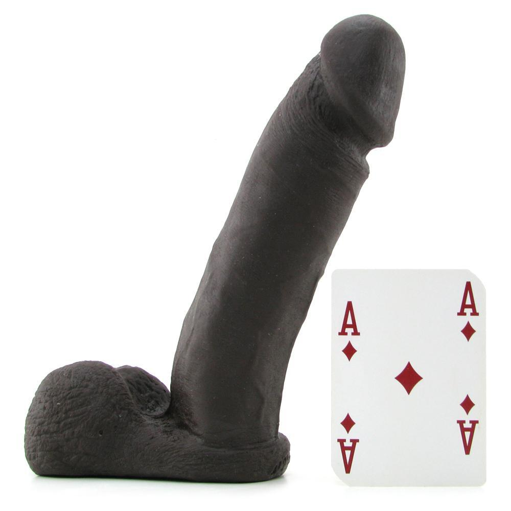 8 Inch UR3 Vac-U-Lock Cock in Black