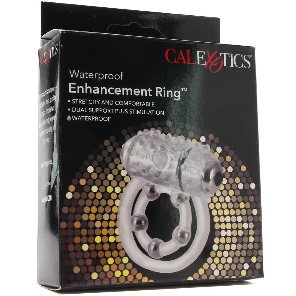 Vibrating Beaded Enhancement Ring