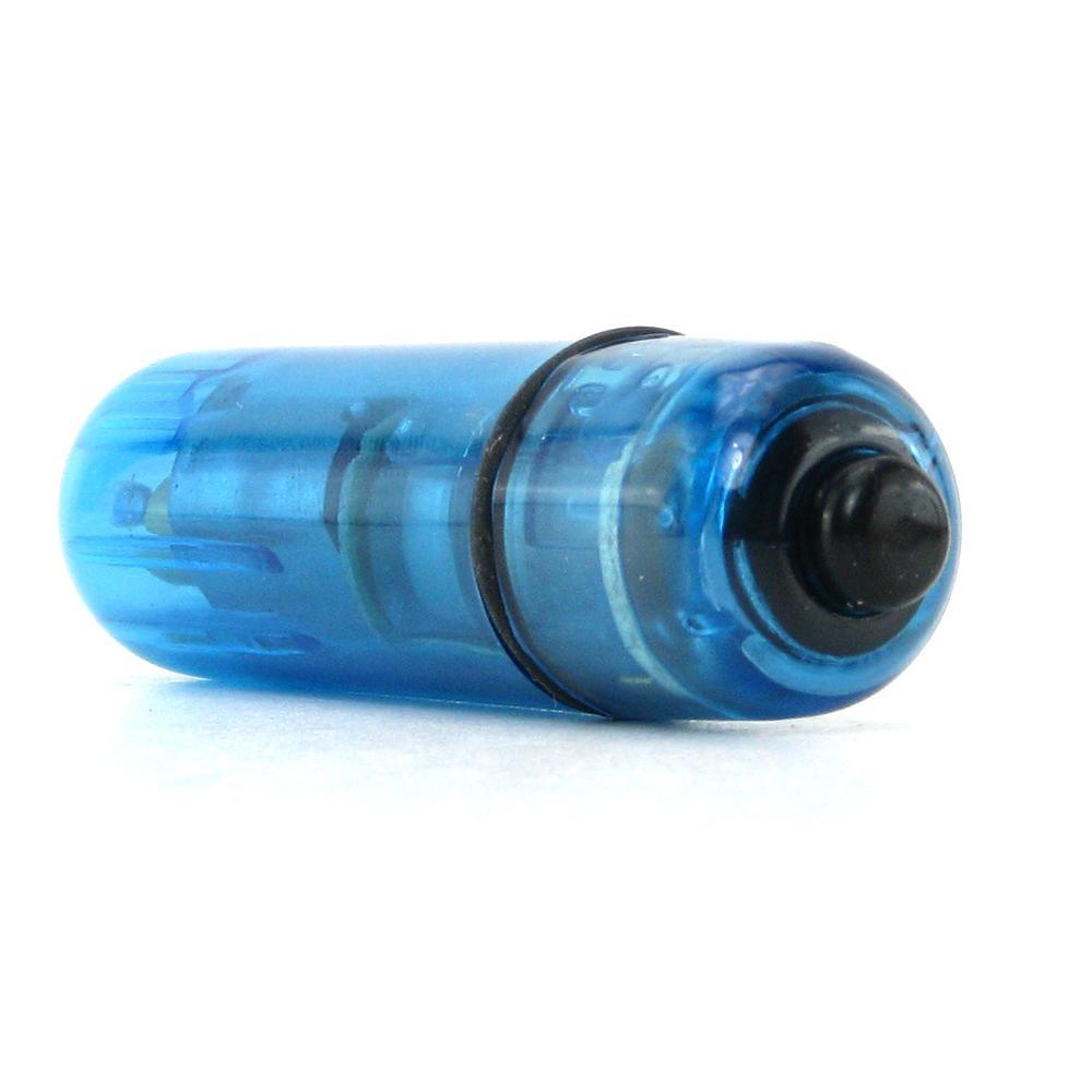 1-Touch Super Powered Bullet Vibe in Blue