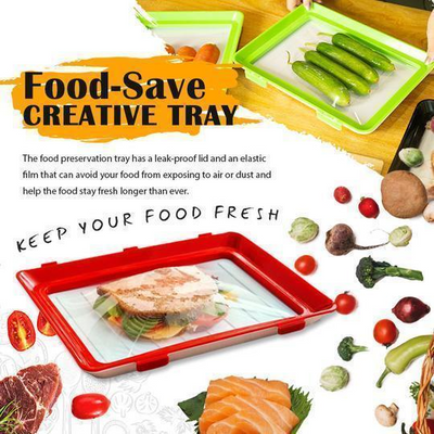 Food-Save Creative Tray