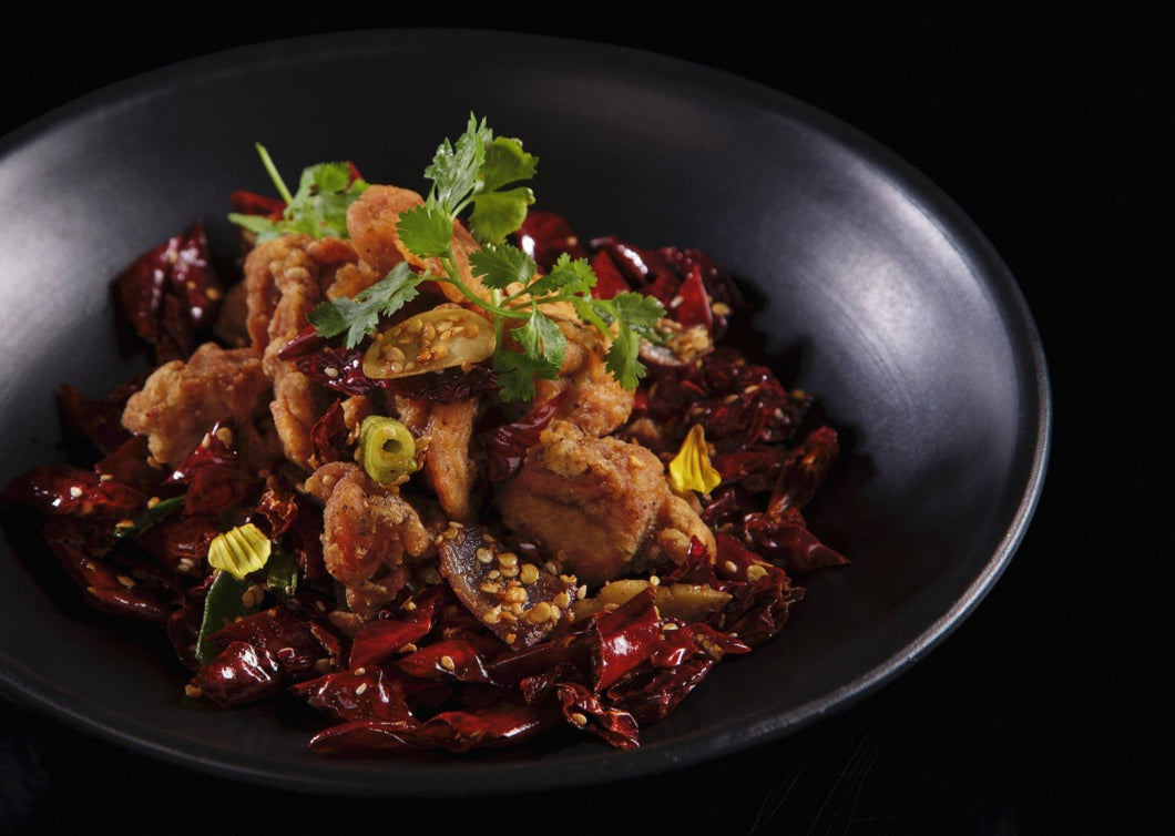 Szechuan Chili Chicken
