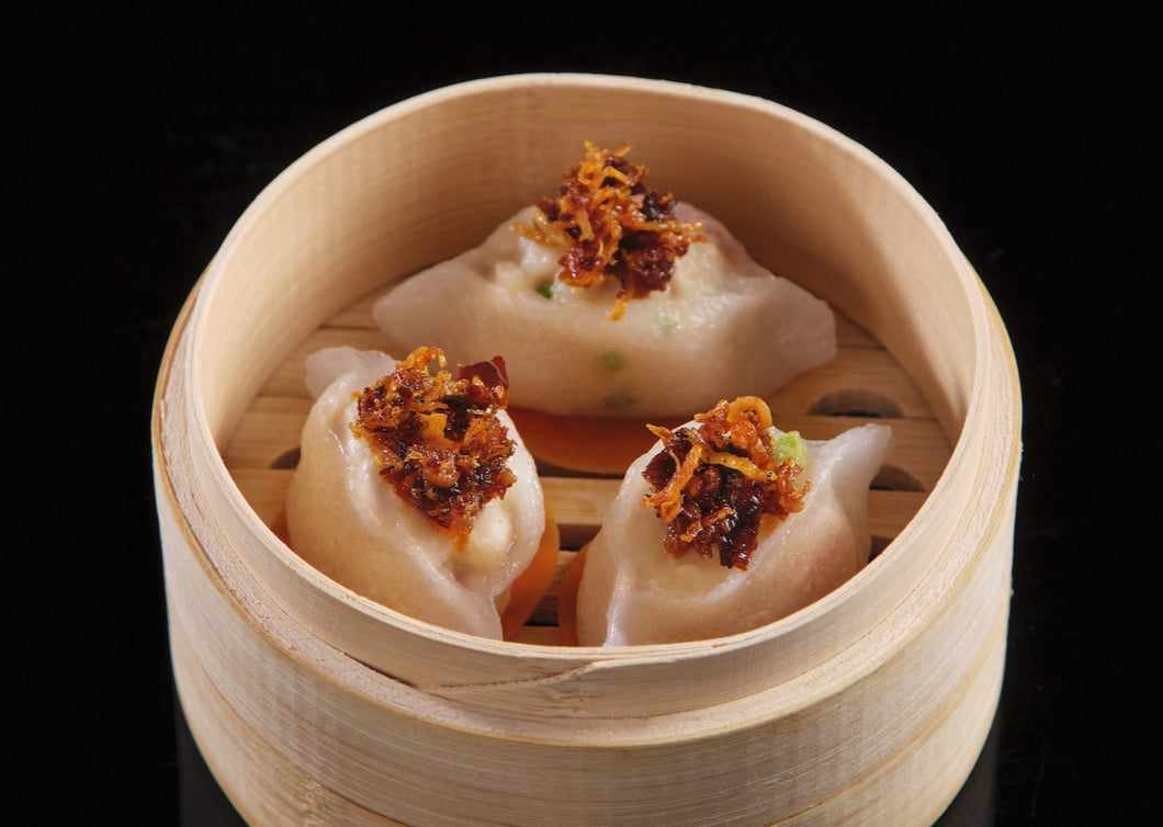 Spicy XO Scallop Dumpling