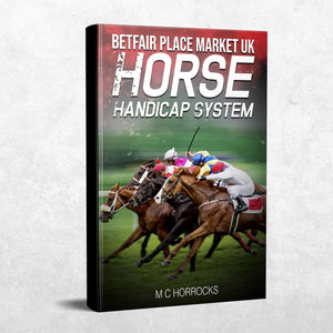 Betfair Place Market UK Horse Handicap System