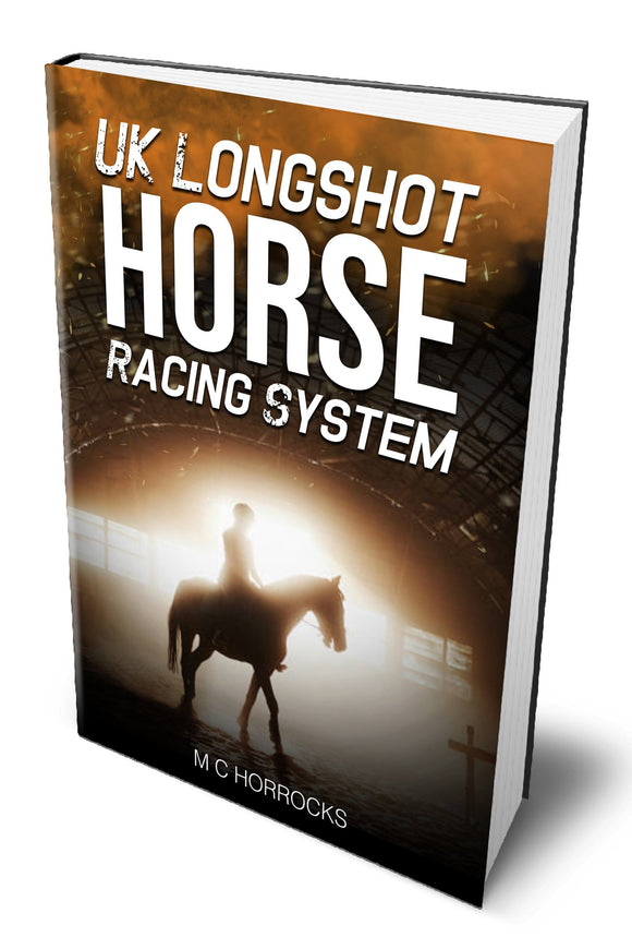 UK Longshot Horse Racing System 33/1 20/1 Winners