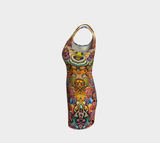 Chandrika Steinhardt - My Sacred Body Dress - Conscious Flower Power of Love - Design by Chandrika