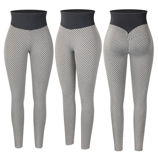 Chica Athletica- Scrunch Leggings