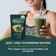 Fit Greens All-In One Daily Supplement