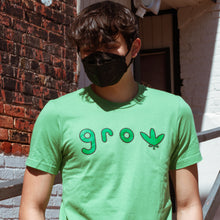 Load image into Gallery viewer, Cannabis Injustice Grow Comfort Tee