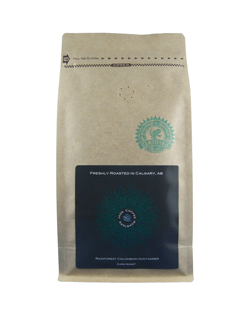 Rainforest Colombian Santander Subscription