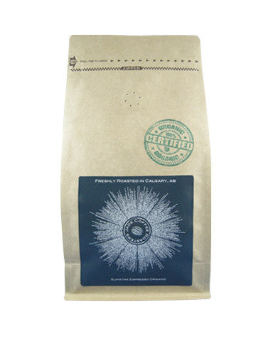 Organic Sumatra Espresso Subscription