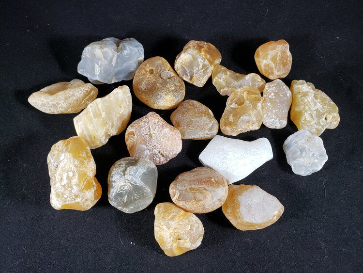 Carnelian - River Tumbled - Medium