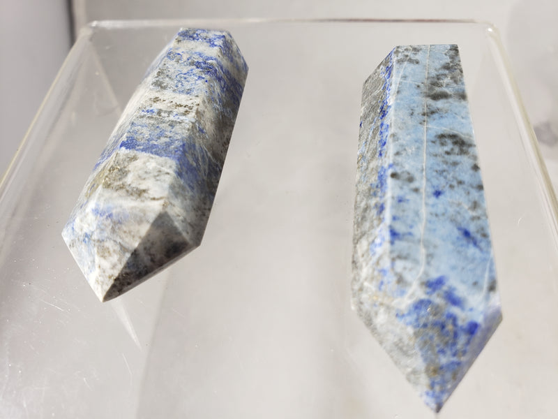Sodalite ~ Double Terminated Points