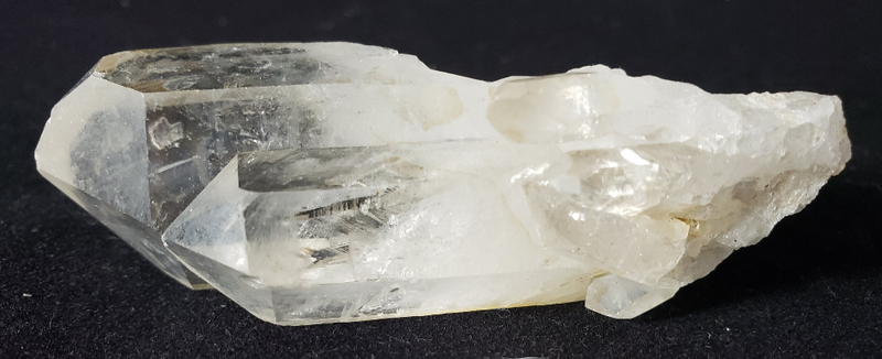 Quartz Twin Points