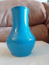 Load image into Gallery viewer, Fiesta Peacock Royalty Vase