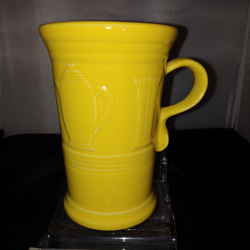 Fiesta HLC Cappuccino  Mug  Sunflower Retired