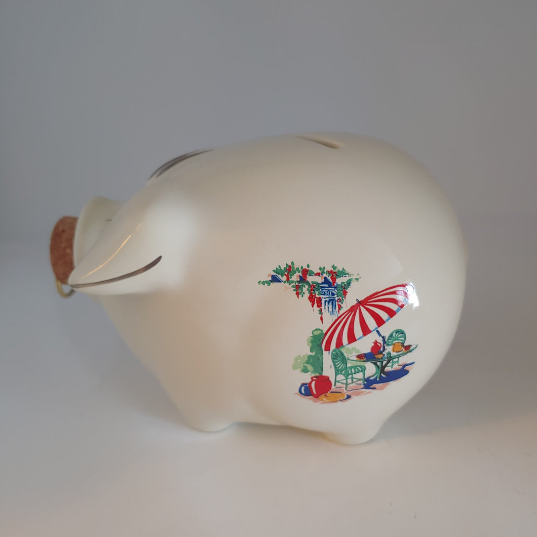 China Specialties Sunporch Piggy Bank New