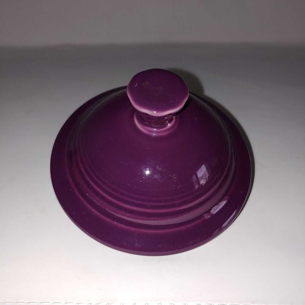Fiesta Large Teapot Lid Only Heather