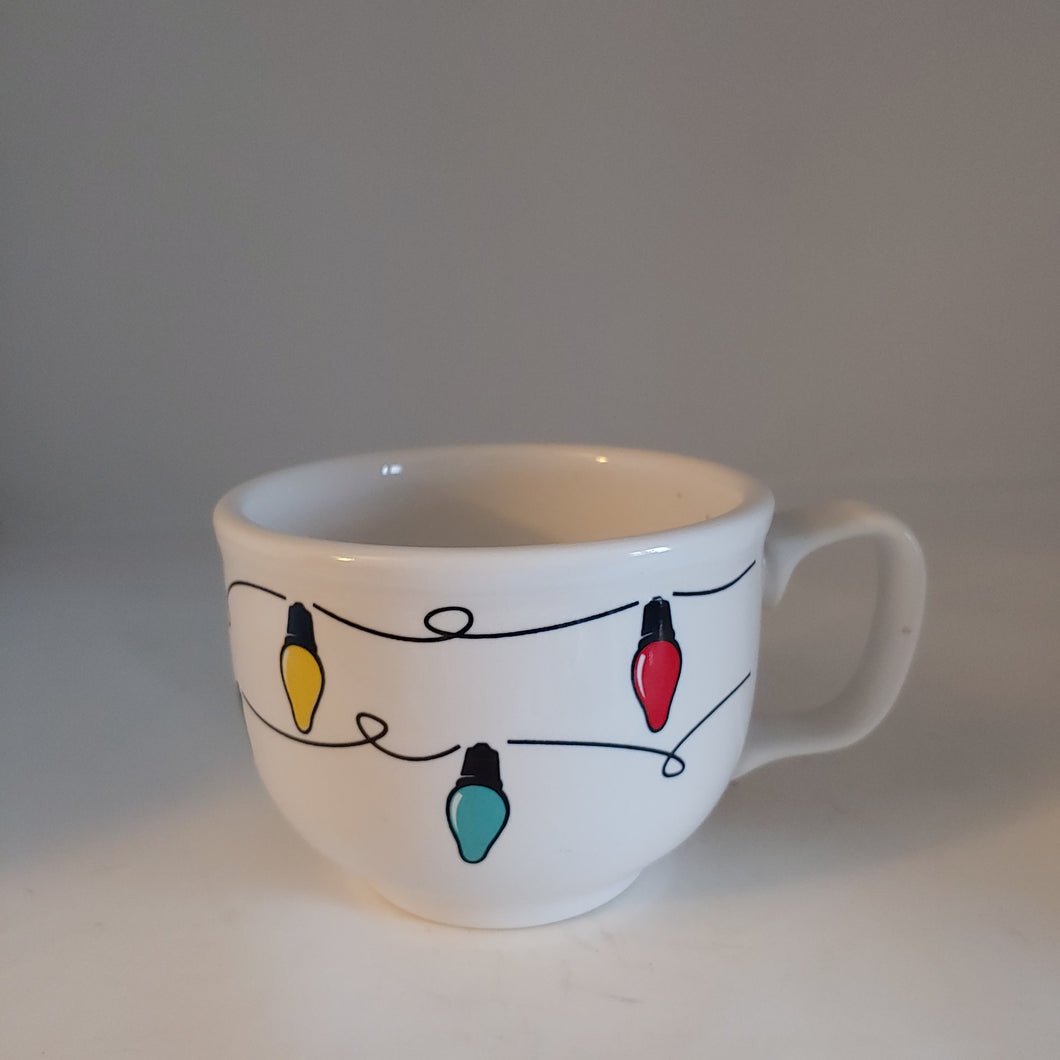 Fiesta String Of Lights Jumbo Mug