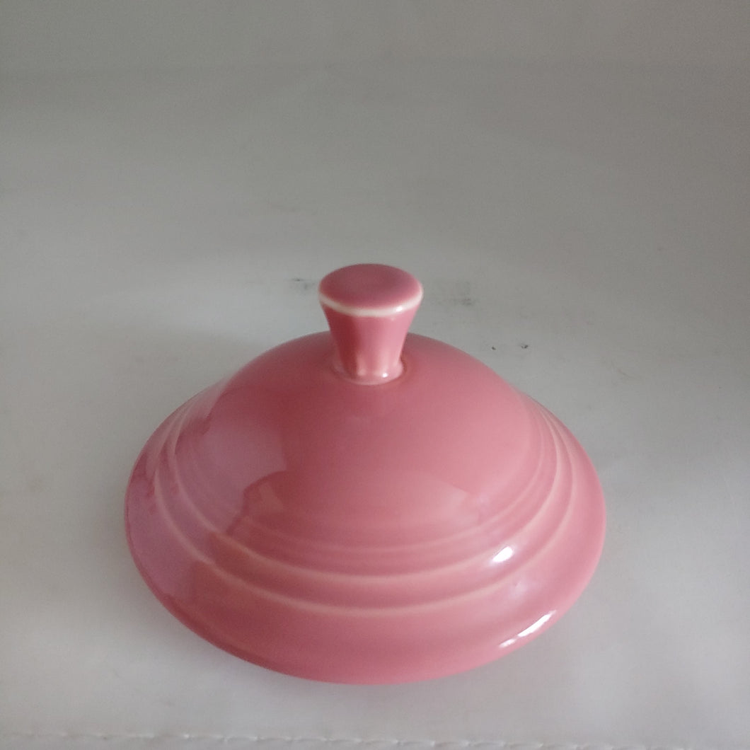 Fiesta Rose 2 Cup Teapot Lid Only