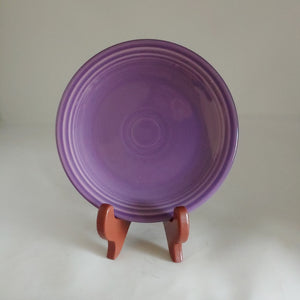 "Fiesta 6"" Lilac Plate Bread & Butter RARE Retired"