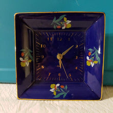 Load image into Gallery viewer, China Specialties Blue Blossom Square Clock Fiesta, Hall