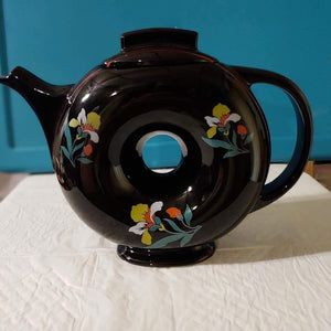 China Specialties Hall Doughnut Promo Teapot...1 of a KIND
