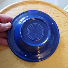 Load image into Gallery viewer, Vintage Fiesta Cobalt Ashtray