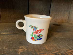Fiesta Sunporch Tom & Jerry  mug China Specialties
