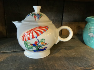 Fiesta Sunporch large teapot